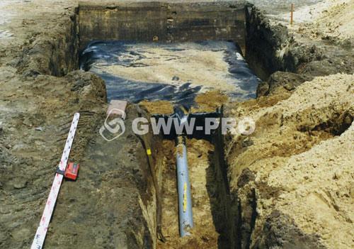 regenwaterinfiltratie